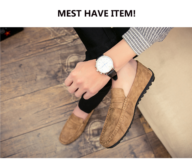 Spring and autumn new youth trend shoes flat comfortable casual men's shoes 52