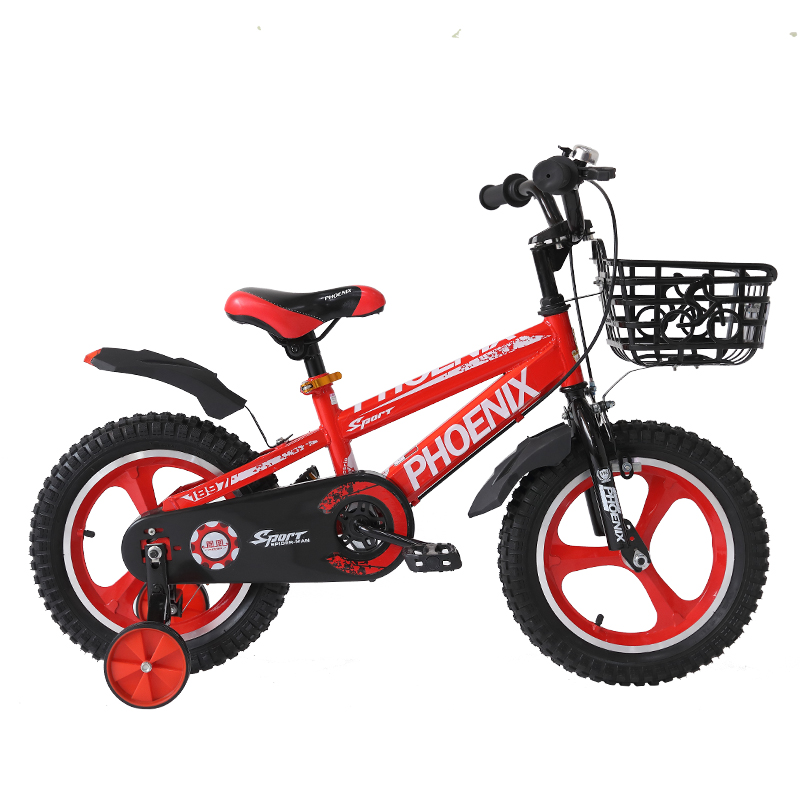 Usd 116 82 Phoenix Kids Bike Boy 2 3 4 6 7 8 9 10 Years Old Baby