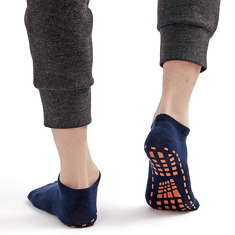 春秋季防滑袜地板袜成人居家袜套女儿童早教袜男专业蹦床袜夏