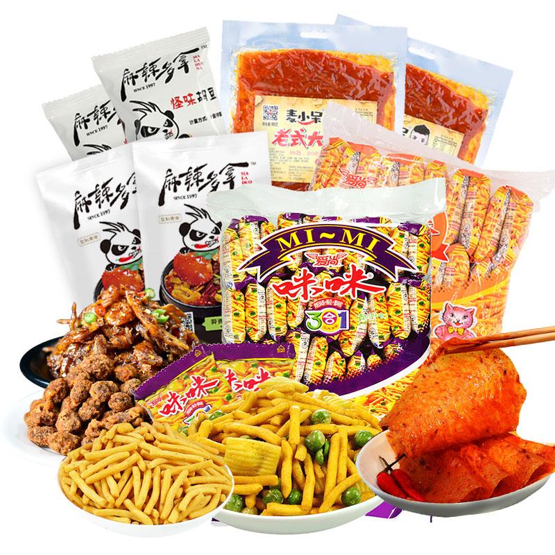爱尚咪咪虾条蟹味40包