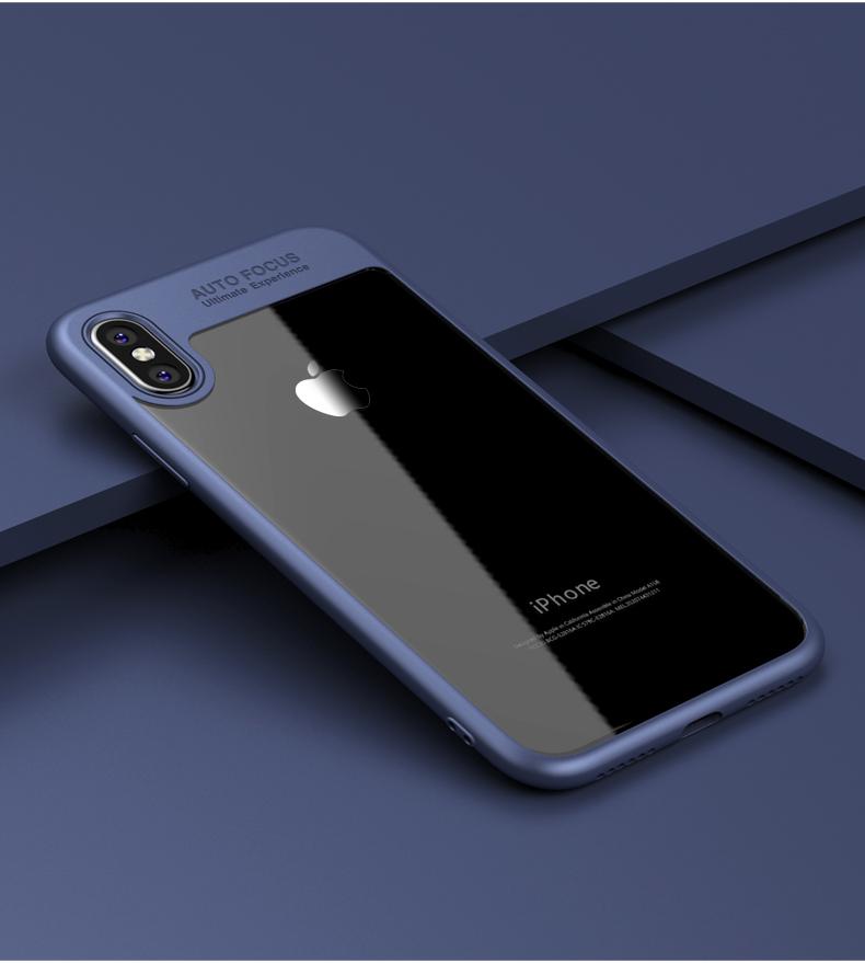 苹果Xs Max手机壳iphone xs新款防摔全包边iphone8散热软壳8P硅胶超薄壳7plus透明个性创意简约x苹果7男女XS商品详情图