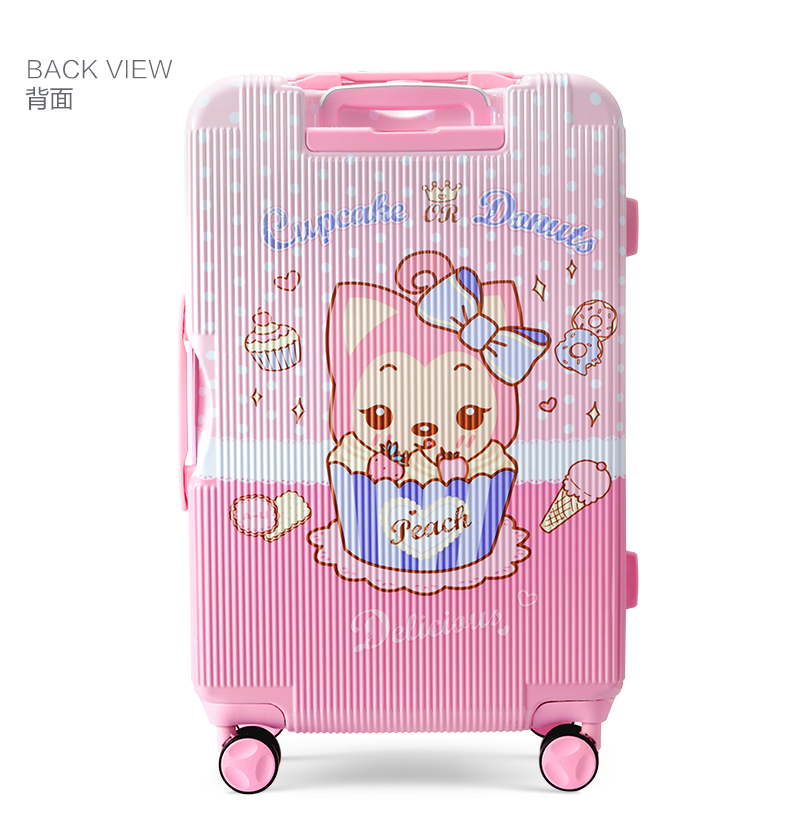 Luggage & Bags Hot Sale Travel Tale 2019 New Skull Travel Luggage Bag 20 24 28 Carry On Kinder Trolley Suitcase On Wheels Comfortable And Easy To Wear Rolling Luggage