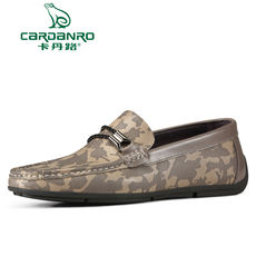 a231c2067258 Cardan Road men s daily casual soft bottom soft peas shoes