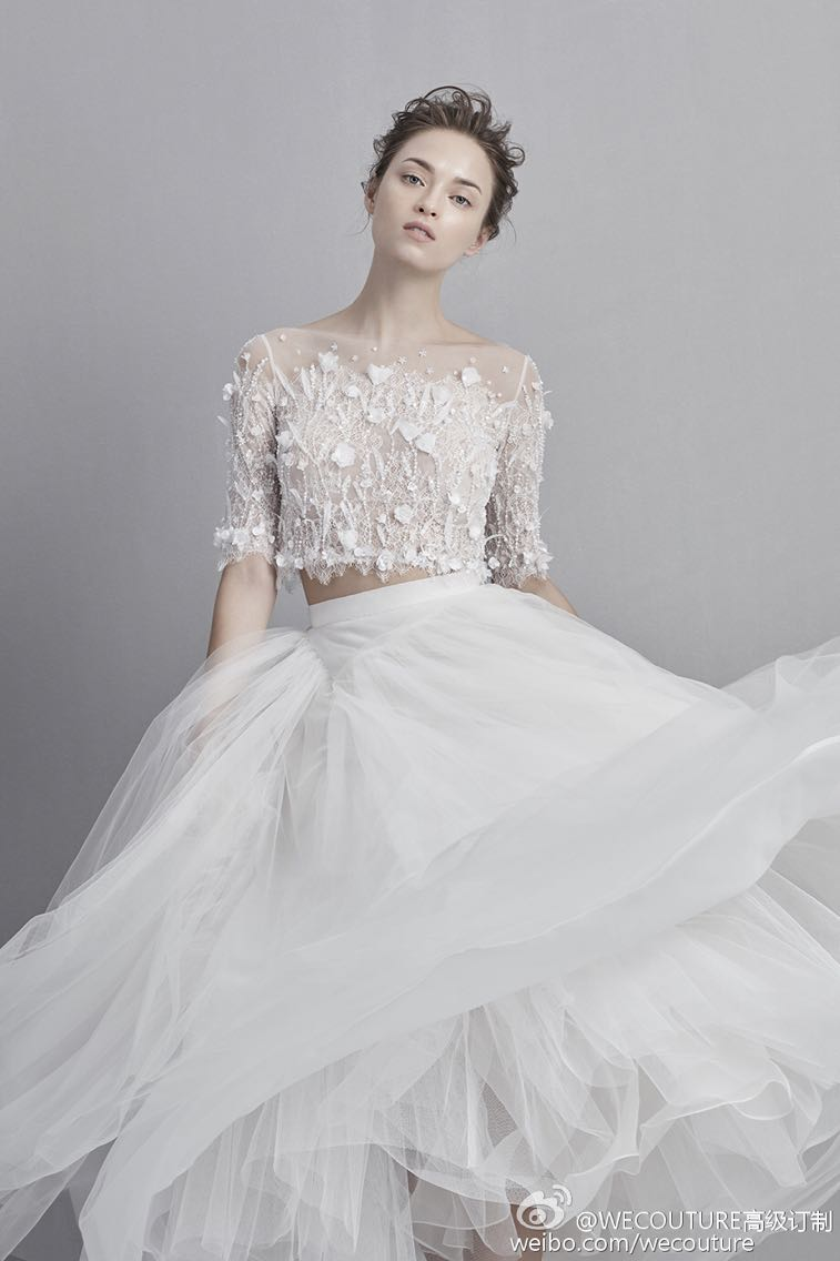 0c93ab9610f Simple Wedding Dress With Sleeves Lace - Gomes Weine AG