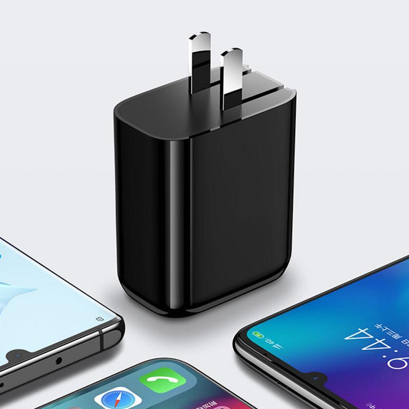 苹果PD快充充电器头18W手机闪充iPhone11一套27W快速X套装8plus数据线Pro爱派XR插头iPad30多功能Max智能断电