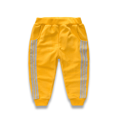 140 yards children's sports pants autumn trousers boys loose pants children's casual pants cotton big terry pants