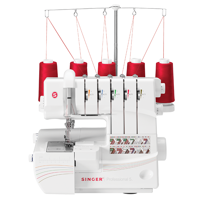 USD 4040] Shengda Sewing Machine 40T40DC Multifunction Tension Classy All In One Sewing Machine