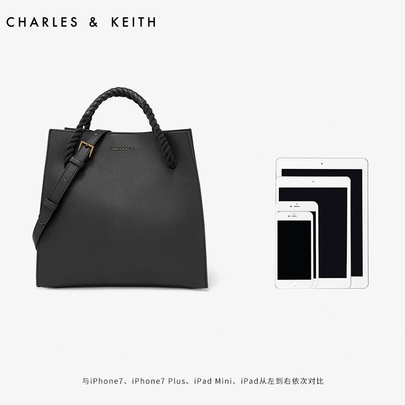 5ab0d773d630 ... lightbox moreview · lightbox moreview · lightbox moreview · lightbox  moreview. PrevNext. CHARLES   KEITH shoulder bag CK2-30780574 soft rope  handle ...