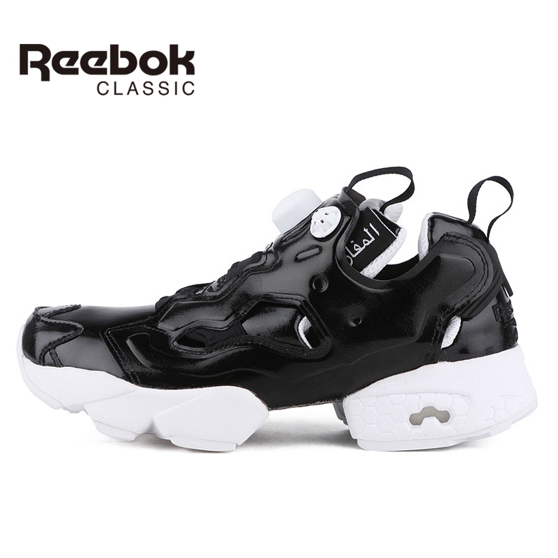 REEBOK Reebok INSTA PUMP candy inflatable casual sports shoes female AR1635 730cb0ab1