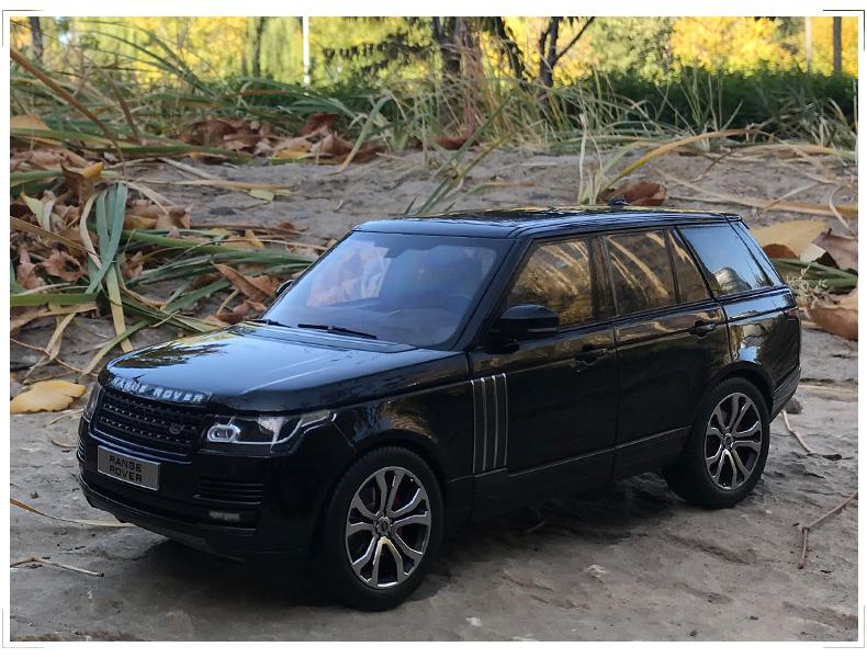 Xe mô hình tĩnh Land Rover tỉ lệ 1:18 - ảnh 15