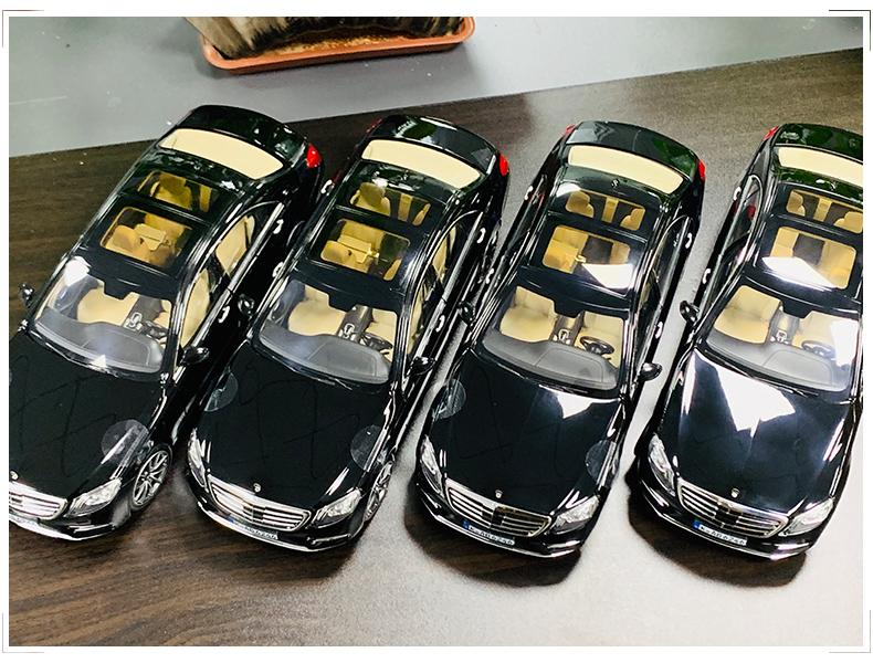 Xe mô hình tĩnh Mercedes-Benz S450L tỉ lệ 1:18 - ảnh 7