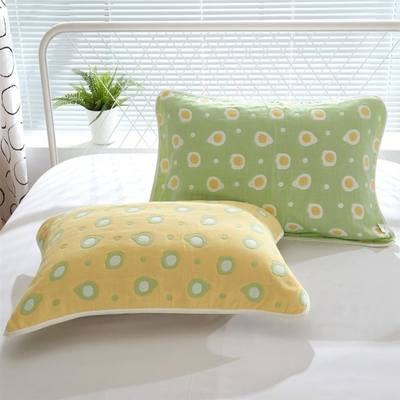 Pure cotton pillow t...