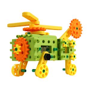 儿童积木拼装玩具益智螺丝螺母组合拆卸组装