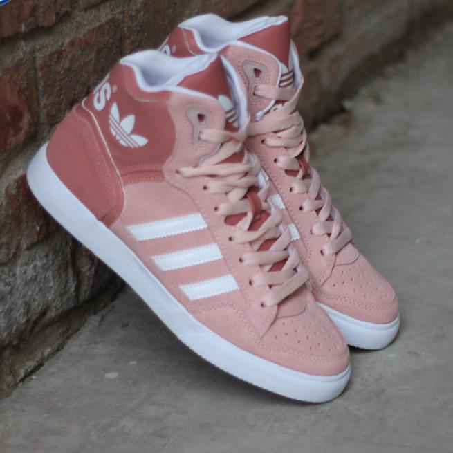 Adidas运动休闲板鞋