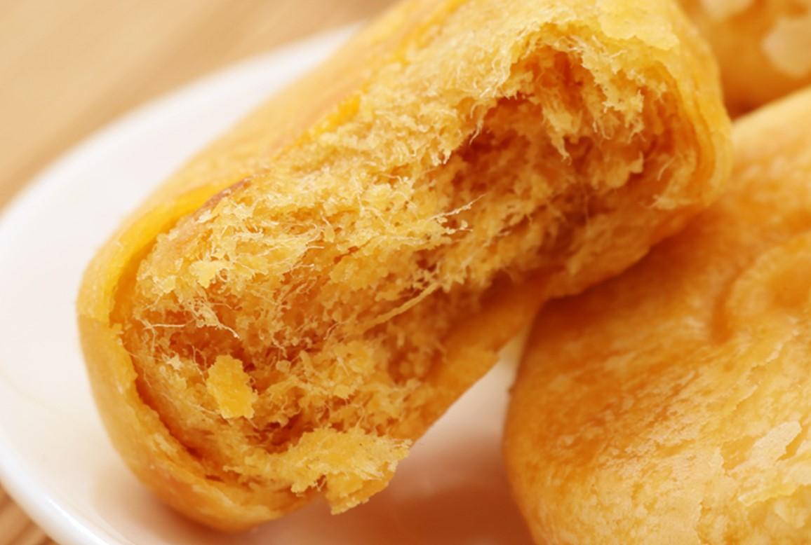 友臣早餐面包肉松饼,开启营养活力每一天