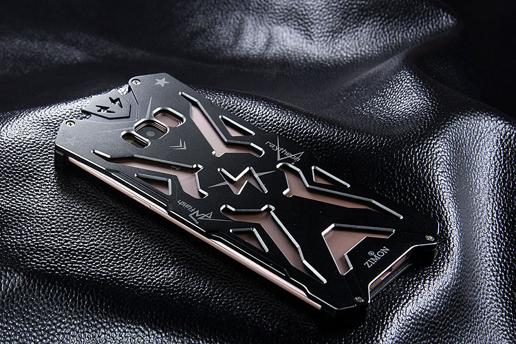 SIMON THOR Aviation Aluminum Alloy Shockproof Armor Metal Case Cover for Samsung Galaxy S8 & Samsung Galaxy S8 Plus