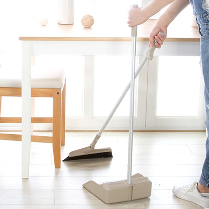 【茶花】扫帚簸箕扫把套装