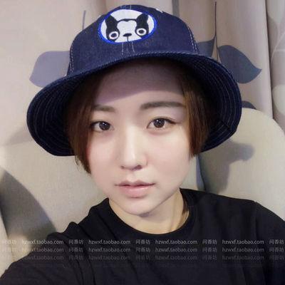 ac6cf45a2a597 Literary student wild fisherman hat cap men and women Korean version of  leisure Japanese summer sunshade chic hat summer