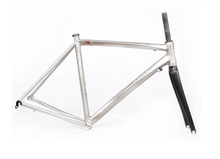 f9dd30b2c3f MOSSO brand 790PRO aluminum alloy 7046+ full carbon front fork full-shaped  hydraulic 3D pipe road frame