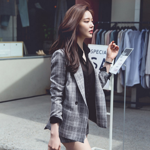 09aac1892973 new style dress Korean casual casual wear western style jacket