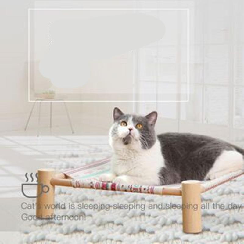猫窝四季通用可拆洗猫床夏季晒太阳耐抓猫咪用品吊床小型犬狗窝