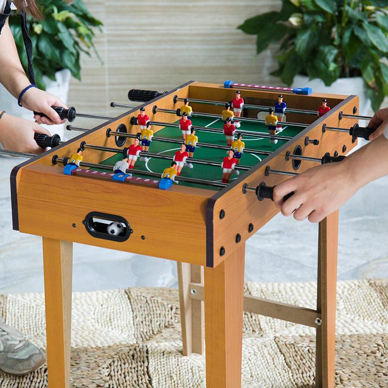 桌上足球机3益智5小孩6桌面儿童玩具球8生日男孩4-7-10益智玩具