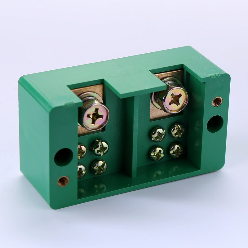 USD 6.75] Two into four junction box wire Junction Box FJ6 metering ...