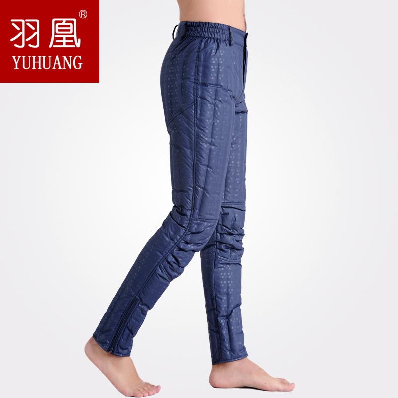 Утепленные штаны Yu Huang 90