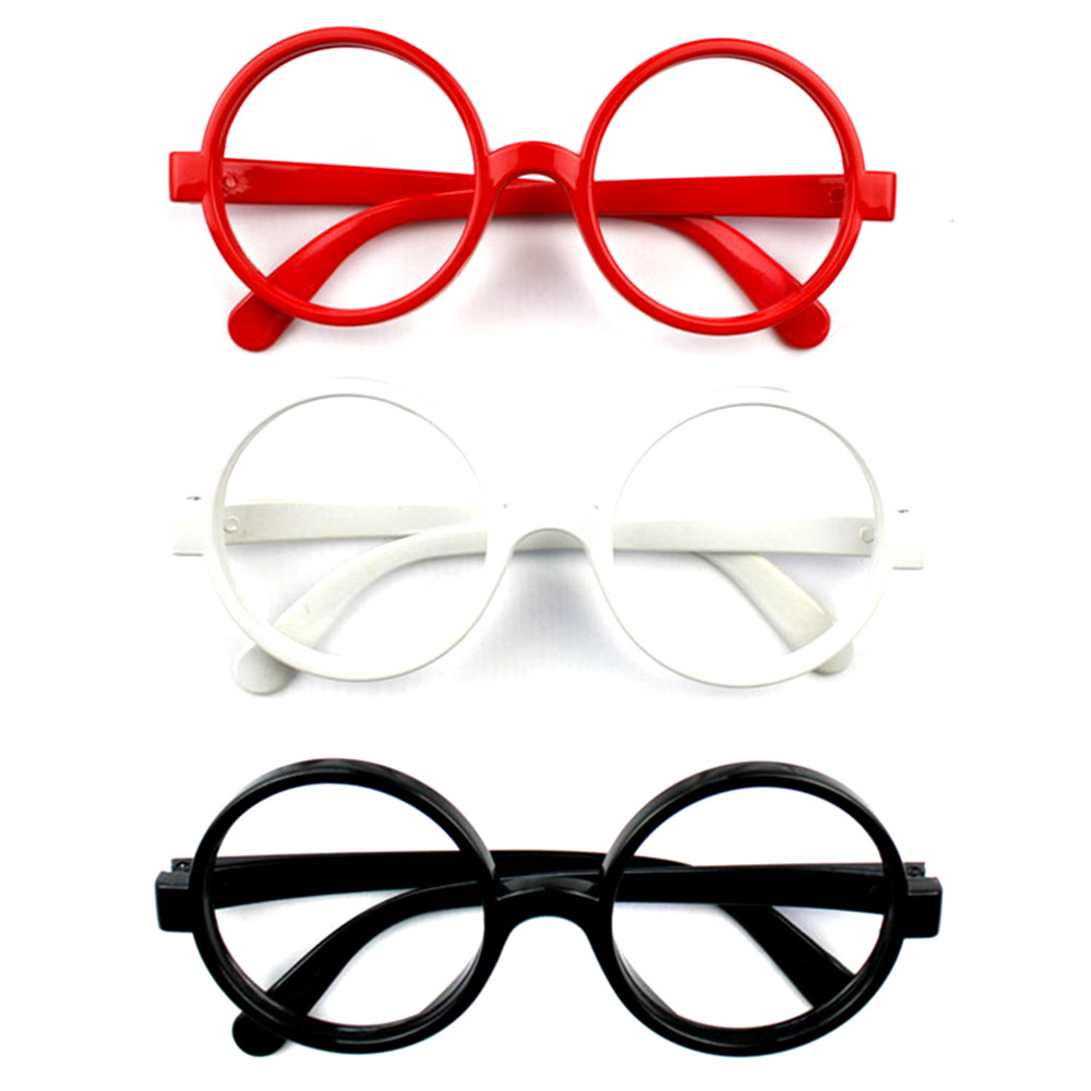 Lin Fang 10g Ala Lei round glasses small grape glasses Dr. Harry Potter glasses funny round glasses frame