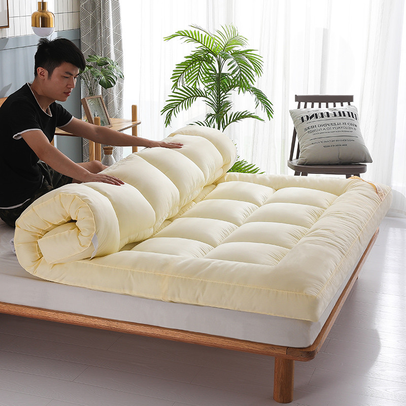 Buy Soft Thick Bed Mattress Padded Single Double Tatami 1 ...