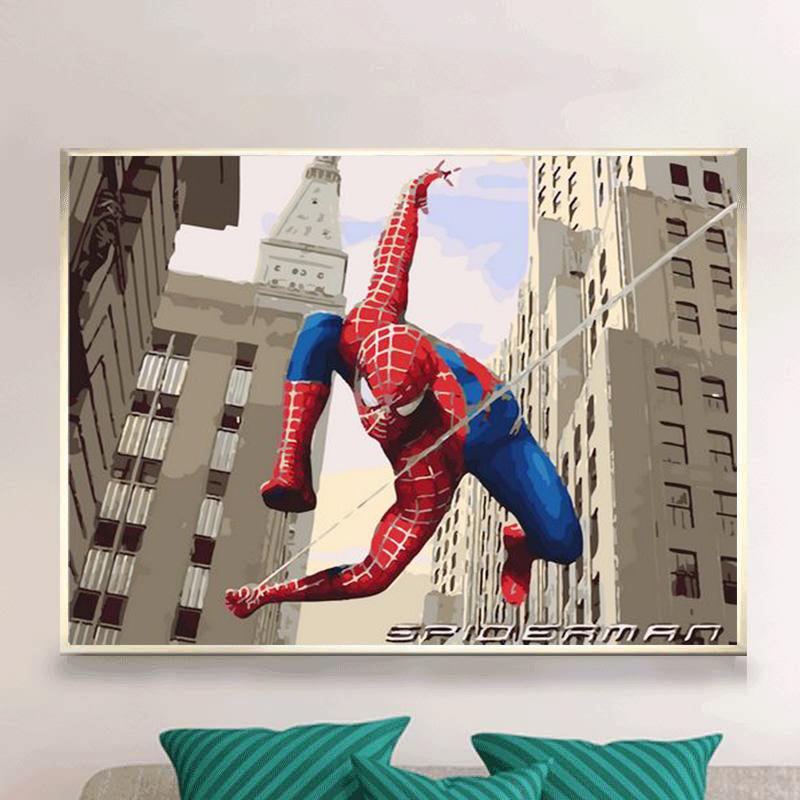 Прозрачный человек-паук 495
