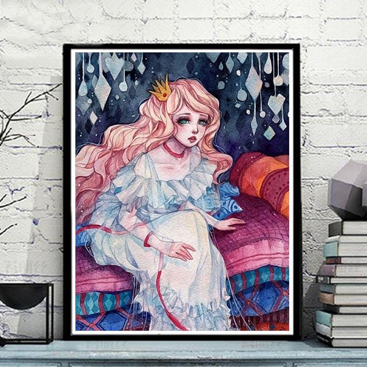 Цветочный банкет Девушка 4