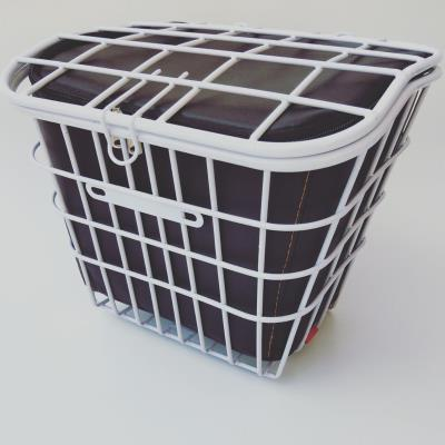 Electric car basket lined with car basket, front car basket, universal battery car liner, dustproof car bag, vegetable basket bag.