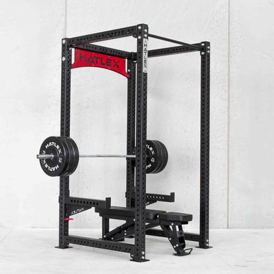 Hatlex Business Frame Deep Squatting Bed Band Rack Gain Bed Level Body Putting Fitness Private Teaching