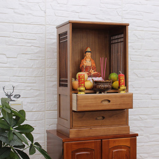 Буддийские шкафы,  Код пик мебель будда ниша перевалка контейнеров дерево стоять кабинет поколение стиль бог тайвань кабинет будда для тайвань гуань-инь бог тайвань бог богатства кабинет, цена 5663 руб