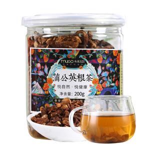 蒲公英茶野生长白山天然正品婆婆丁根特级蒲公英茶200g正品根茶