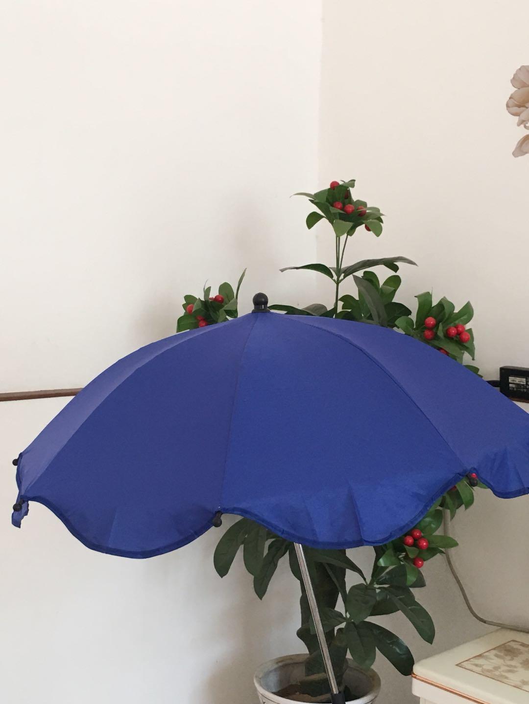 Голубой Зонт + кронштейн
