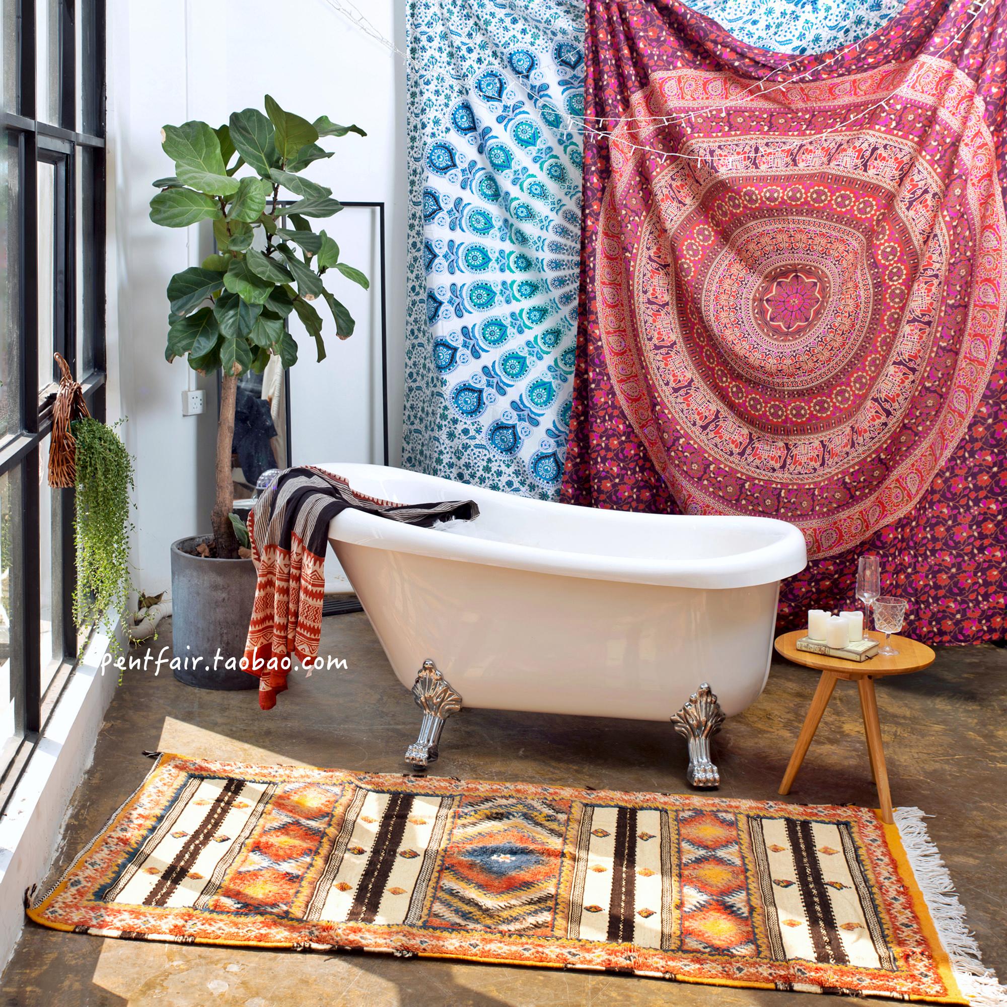 Pentaair Mandala Mandala hanging cloth blanket bed sheets yoga