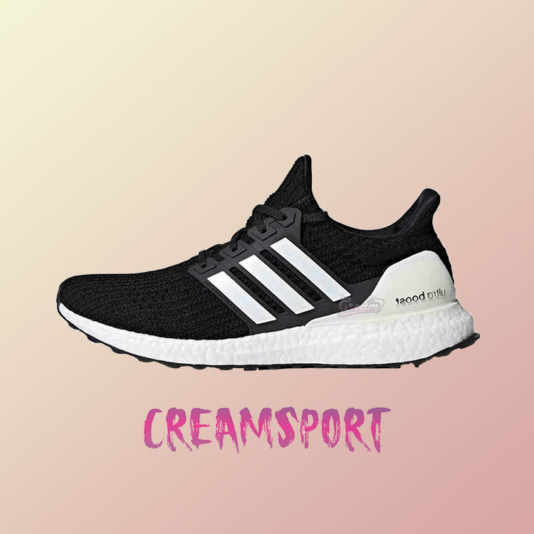 275858c47 Cream Adidas Ultra Boost UB 4.0 Pure White Spot Oreo Rainbow ...