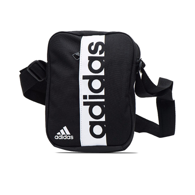fe85baf0424a ... Adidas Adidas men and women fashion sports and leisure bag canvas shoulder  bag Messenger bag small