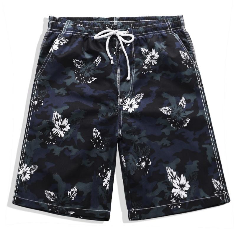 短裤男运动休闲5分五分大裤衩潮流夏季七分宽松潮牌ins男士沙滩裤