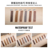 ROZO eyebrow pencil female authentic non-marking long-lasting beginner waterproof and sweat-proof is not blooming makeup artist natural student
