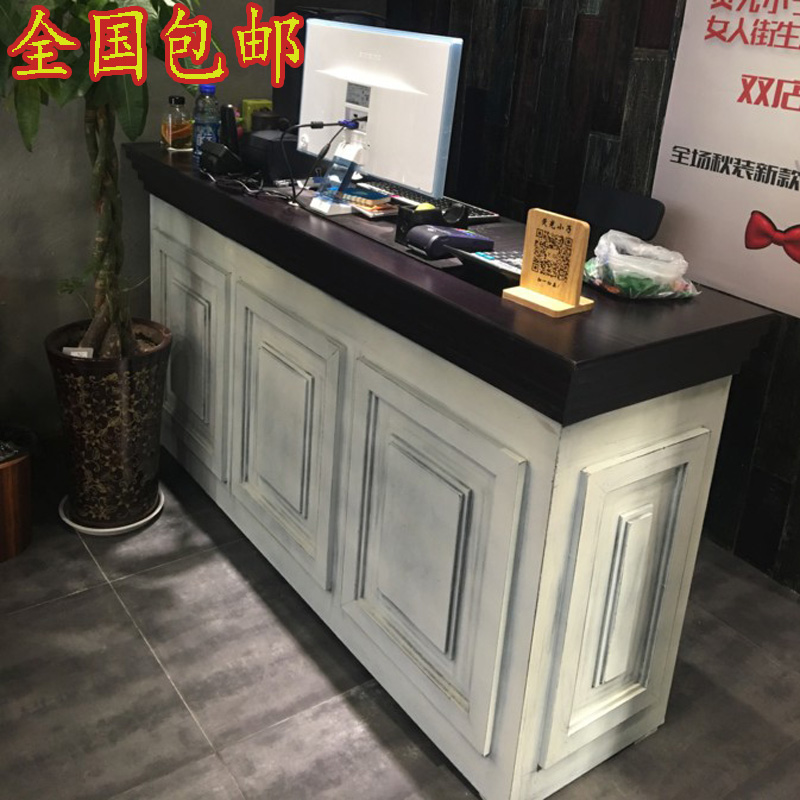 usd vintage cashier counter minimalist modern do the old clothing store small bar table. Black Bedroom Furniture Sets. Home Design Ideas