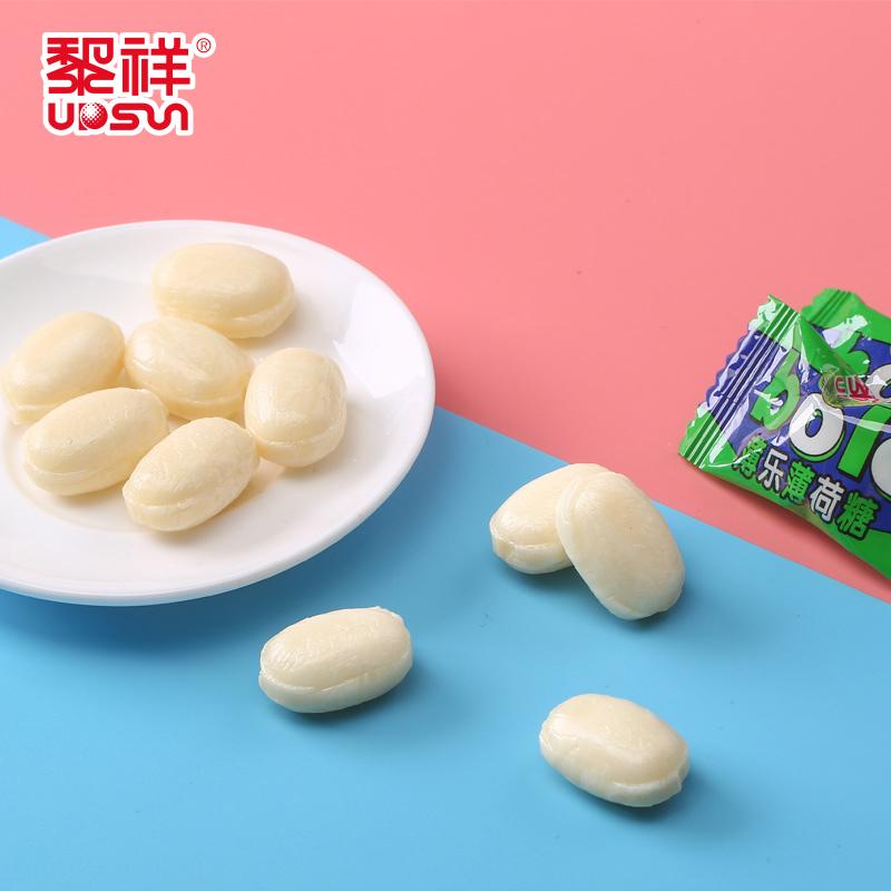 黎祥薄乐薄荷糖500g*2袋婚庆零食喜糖糖果散装批发