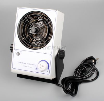 (SL-001 industrial ion fan) fan table eliminator anti-electrostatic factory workshop pipeline
