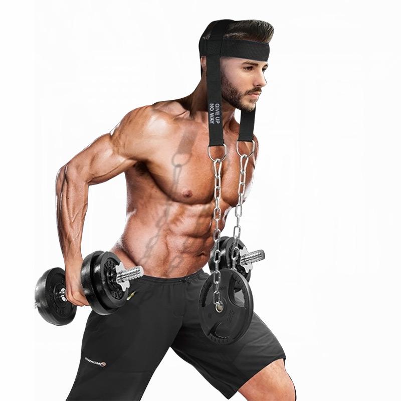 Практика шея крышка глава плечо шея модель обучение нагрузка устройство мышца мощность шейного позвонка реабилитация обучение с железом цепь