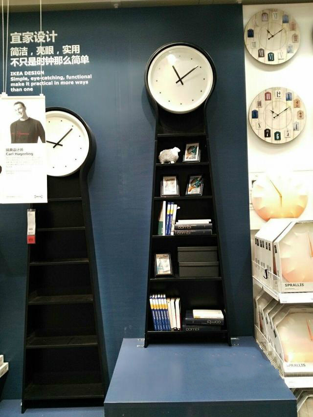 Color Classification, Clock Cabinet Does Not Contain Wall Screws
