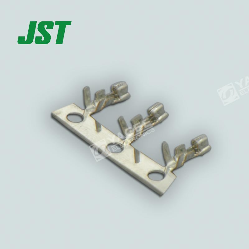 日本JST连接器SEH-001T-P0.6日压现货接插件插针30-22AWG端子