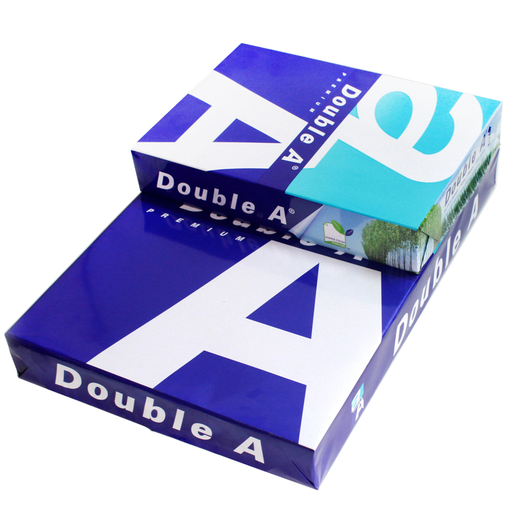 double a copy paper da BoE A3 print Thailand imported 80g FCL wholesale not  cardboard