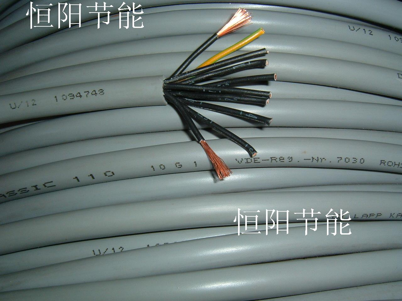 Olflex Wire & Cable Inc | Usd 10 01 Germany Cable Pu Lapp Kabel Olflex Cable 10 Core 1 Square